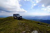 Adventure In The Mountains, Off Road In An 4X4