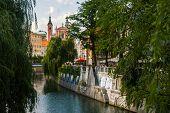 Ljubljana River View