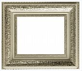 Art Picture Frame Silver