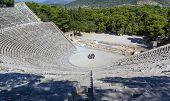 Epidauro, Grécia