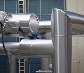 Airconditioning Cooling Pipes