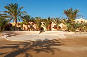 City Square. El Gouna, Egypt