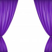 Purple Drapes