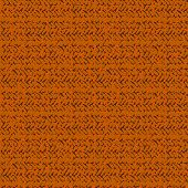 Pattern with stylized tweed fabric