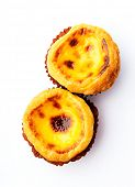 picture of tarts  - Portuguese egg tart - JPG