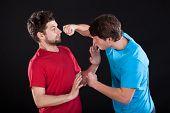 Unwanted Men's Fight