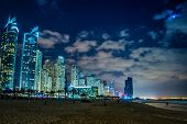 foto of dubai  - DUBAI UAE  - JPG