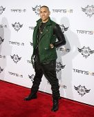 LOS ANGELES - JAN 23:  Taboo at the Annual Trans4m Benefit Concert at Avalon on January 23, 2014 in