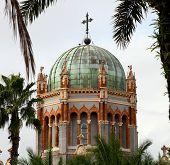 Old church in historic Saint Augustine