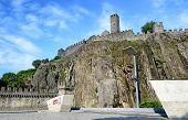 Castelgrande Bellinzona Switzerland