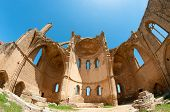 Ruins Of The St George Of The Greeks Church. Famagusta, Cyprus