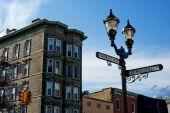 Hoboken downtown