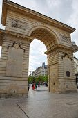 The Guillaume Gate On Darcy Square In Dijon