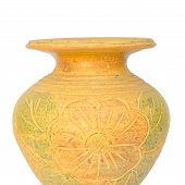 Ancient Vase Isolate