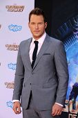 LOS ANGELES - JUL 21:  Chris Pratt at the
