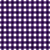 Bright Purple Gingham Pattern Repeat Background
