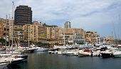 Monaco - Cityscape And Harbor Hercules