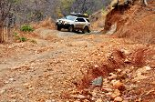 Off-Road Traveling in Africa