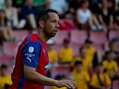 Pavel Horvath - FC Viktoria Plzen capitain