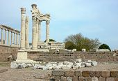 Pergamon And Zeus