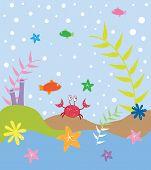 Under the Sea Scene