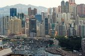 Causeway Bay, Hongkong.