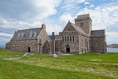 image of bute  - Iona Abbey  - JPG