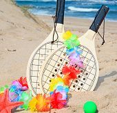 Shore With Rackets