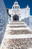 Santorini Church, Oia, Greece