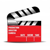 Red clapboard