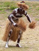 Male Kanak Dancer