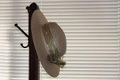 Vintage Hat Rack