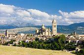 Segovia Castile and Leon Spain
