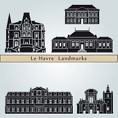 Le Havre Landmarks And Monuments