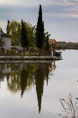 stock photo of lagos  - Saint Nikolaos Monastery - JPG