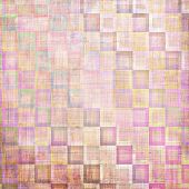 Grunge retro texture, elegant old-style background. With different color patterns: purple (violet); brown; blue; pink; beige