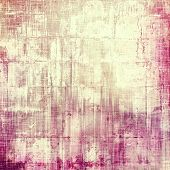 Old grunge textured background. With different color patterns: gray; purple (violet); brown; pink