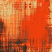 Grunge background or texture for your design. With different color patterns: brown; orange; beige