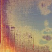 Old ancient texture, may be used as abstract grunge background. With different color patterns: gray; purple (violet); brown; orange; blue