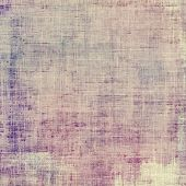 Aging grunge texture designed as abstract old background. With different color patterns: gray; purple (violet); blue