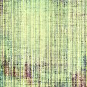Old designed texture as abstract grunge background. With different color patterns: gray; blue; green; brown