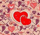 be my valentine background