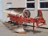 Tillage Machine - Plow