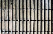 pic of stonewalled  - Grunge wall for background or texture   - JPG