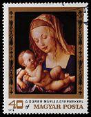Painting Saints