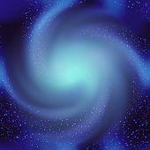 Space spiral