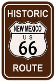 New Mexico Historic Route 66