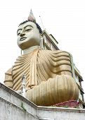 Sri Lanka's Largest Seated Buddha Statue