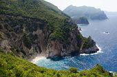 bay at corfu
