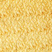Light Yellow Luxury Cashmere Background.